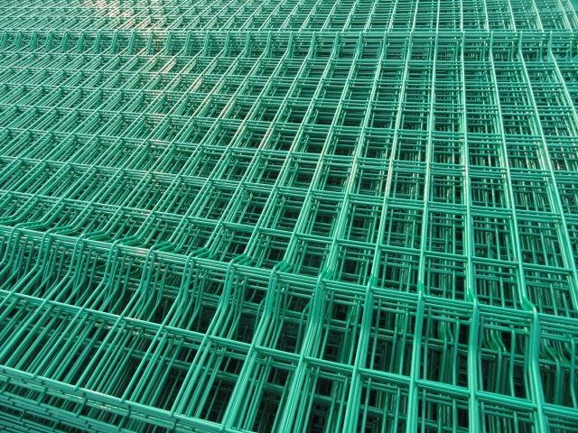 Customized Size Stainless Steel Welded Wire Mesh Fence White Color ...