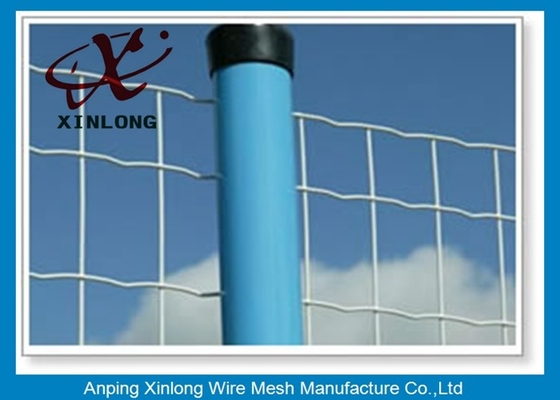 China 2'' * 2 '' Welded Wire Mesh Fencing For Industry Zone Anti - Corrosion supplier