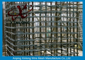 China 6Mm Welded Reinforcing Wire Mesh Square / Rectangle Hole Shape XLS-02 supplier
