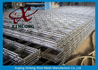 China 4-10 Inch Strong Galvanised Reinforcing Mesh For Construction Reinforcement supplier