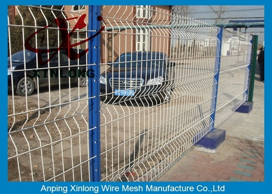 China Easily Assembled Welded Wire Mesh Sheets Galvanized Iron Wire Material supplier