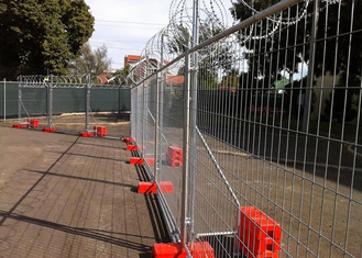 China Convenient Installation Temporary Fencing Panels For Construction supplier