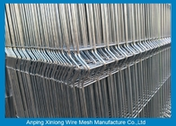 High Anti-Corrosion Hot Dipped Galvanized Wire Mesh Fence For Private Ground
