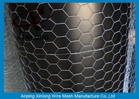 China Decorative Hexagonal Wire Mesh Plain Weave Style 0.6-1.4mm Wire Diameter factory