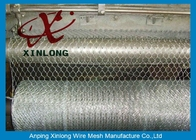 China Eco Friendly Heavy Gauge Chicken Wire , Long Life Hexagon Metal Mesh factory