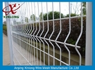Easy Install Pvc Coated Welded Wire Mesh Panels For Commercial Grounds