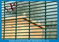 China Multi Function High Security Fence / Security Mesh Panels 76.2mm*12.7mm factory
