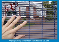 China Construction High Security Chain Link Fence Waterproof For Jail / Prison factory