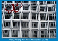 China 4x4 Stainless Steel Welded Wire Mesh Panels For Concrete Foundations company