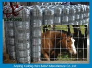 China Multi Function Galvanized Cattle Fence , Galvanized Horse Fence 30 - 100m Length factory