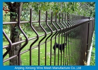Powder Coated Welded Wire Mesh Fence 60 * 200mm For Zoo / Gardens / Factory