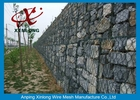 China Decorative Gabion Wire Mesh / Gabion Wall Fence For Protecting Dam factory