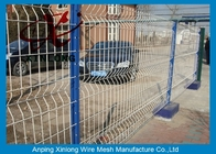 China Easily Assembled Welded Wire Mesh Sheets Galvanized Iron Wire Material company