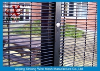 China Anti - Climbing Galvanized 358 High Security Fence Convenient Installation for Airport factory