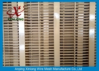 China Anti Cutting 358 High Security Fence / Security Mesh Fence For Military Base factory