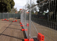 Convenient Installation Temporary Fencing Panels For Construction