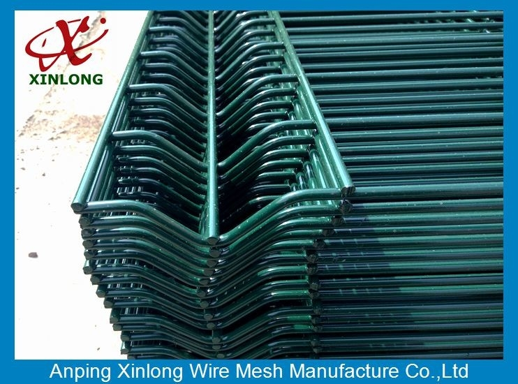 Low Carbon Steel Security Outdoor Galvanized Welded Wire Mesh Panels ...