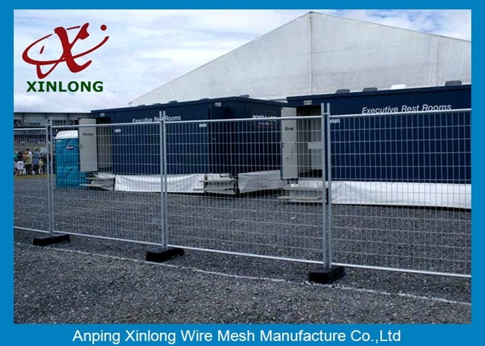 Flexible Green Temporary Fencing Panels Temporary