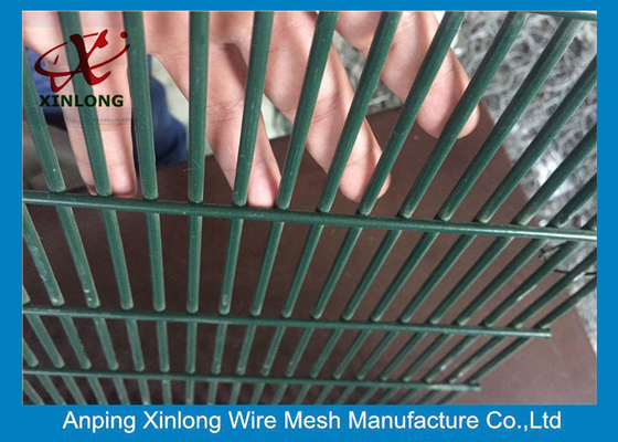 1/2'' x 3' High Security Wire Fence For Warehouse , High Visibility Fence